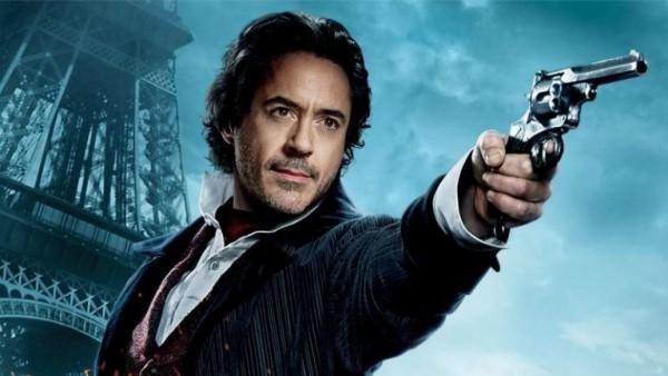 Роберт Дауни младший вернется к роли Шерлока Холмса