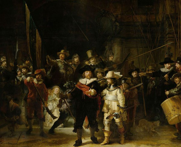Ночной дозор (1642).