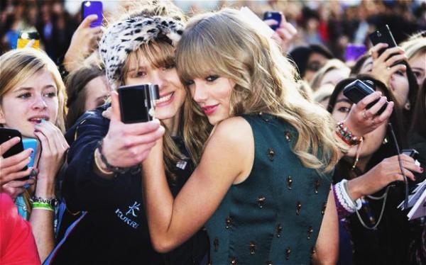 Самые популярные пользователи инстаграма - именно музыкальные звезды.