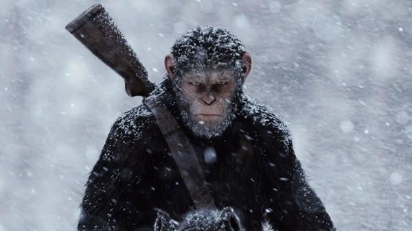 Премьера нового фильма о Планете обезьян уже в этот четверг.