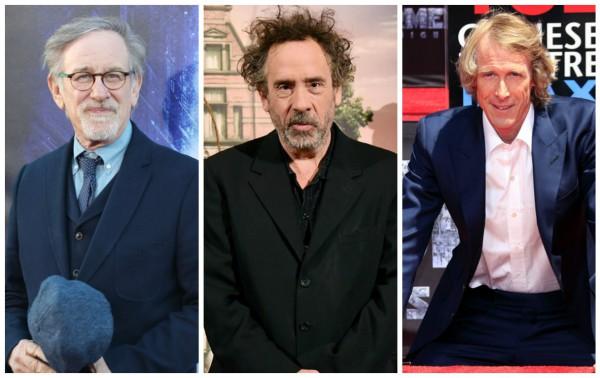 Стивен Спилберг, Тим Бертон и Майкл Бэй вошли в список самых прибыльных режиссеров