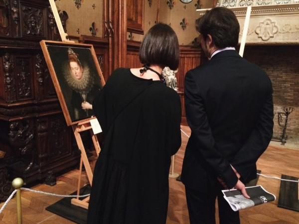 Выставка Спасенные сокровища Италии открыта до 22 июня
