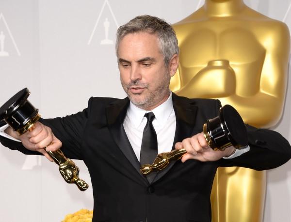 По количеству Оскаров в этом году фильм Гравитация на почетном первом месте!