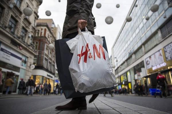 В Киеве откроется магазин H&M.