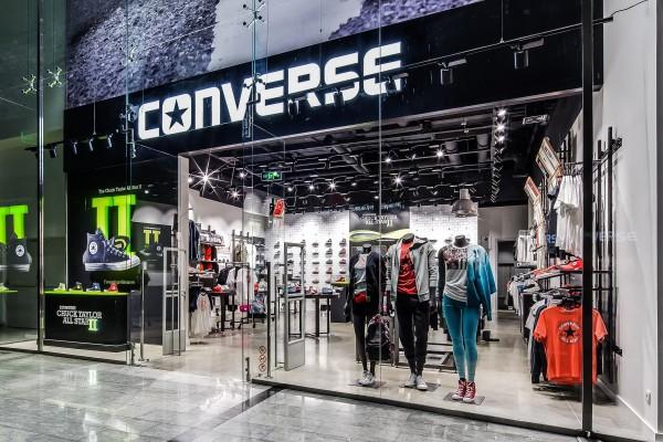 Монобренд Converse откроется в ТРЦ Ocean Plaza
