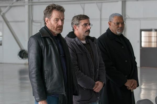 Новый фильм Ричарда Линклейтера рассказывает о трех друзьях-сослуживцах.