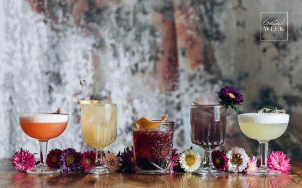 Второй Cocktail Week пройдет в 18 барах Киева.