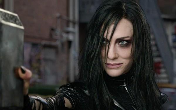 Кейт Бланшетт сыграла главного врага Тора в новом фильме.