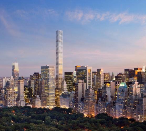 Нью-Йорк скоро обзаведется самым высоким зданием в западном полушарии