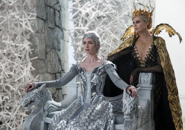 Охотник и Снежная королева стартует в украинском прокате 21 апреля