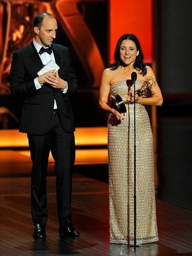 Джулия Луи-Дрейфус стала лучшей актрисой комедийного сериала