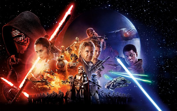 Фильм Звездные войны: Пробуждение силы выходит в украинский прокат 17 декабря