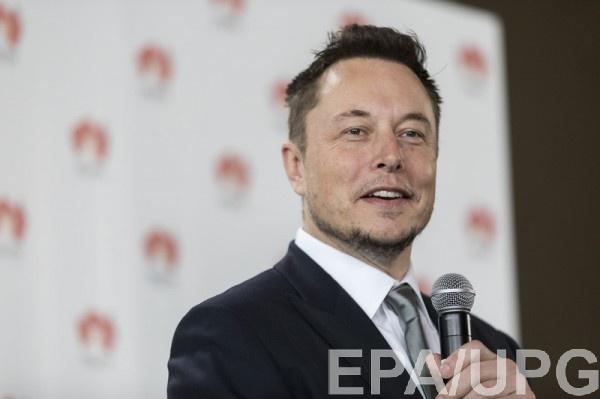 Илон Маск работает над комедийным проектом
