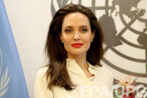 Анджелина Джоли вновь снимет фильм