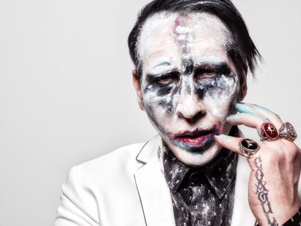 2 августа Мэрлин Мэнсон выступит в Киеве с новым альбомом.