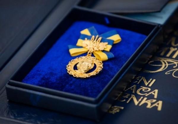 Шевченковскую премию вручили в пяти номинациях