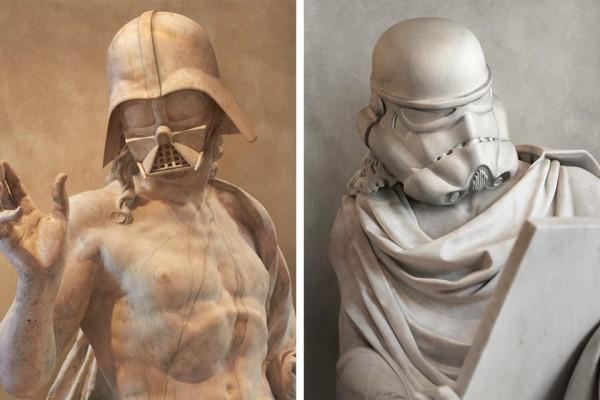 Греческие герои Звездных войн