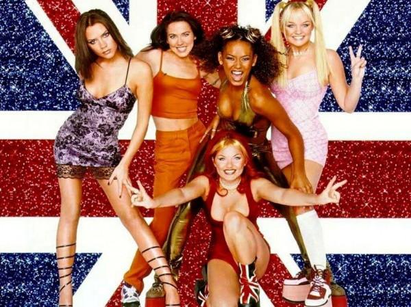 Бывшие участницы Spice Girls Мелани Си и Эмма Бантон сняли видео на совместную работу