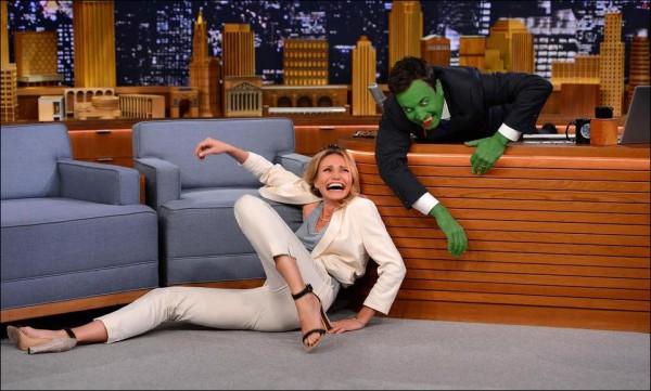 Джимми Фэллон - один из самых популярных ведущих вечерних шоу.