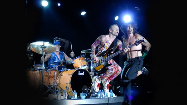 Red Hot Chili Peppers ������ ������������ ��������� Coachella 2013
