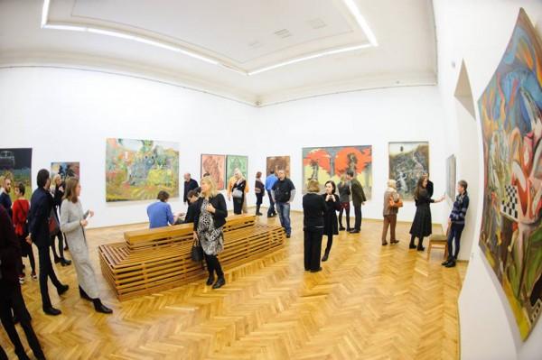 В музее День открытых дверей