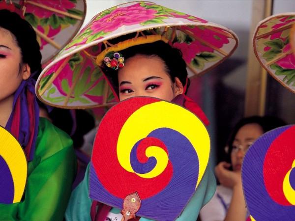 Корейская волна - фестиваль корейской культуры в Киеве