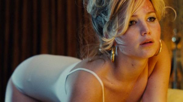 Наверное, самая молодая из номинанток этого года, Дженнифер Лоуренс взяла Глобус за роль в фильме Афера по-американски/American Hustle.