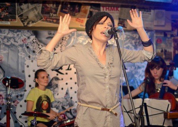 Ирена Карпа с группой QARPA выступит на фестивале Андреевский спуск