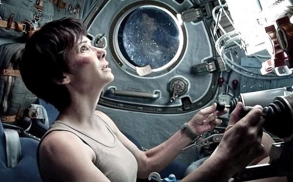 Фильм об одиночестве в открытом космосе Гравитация/Gravity взял приз за режиссуру.