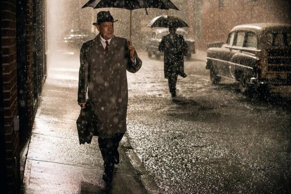 Кадр из фильма Мост шпионов