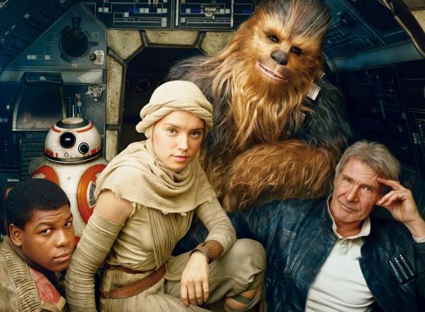 Восьмой эпизод саги Star Wars выйдет в декабре 2017 года