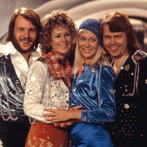 Группа ABBA победила в Евровидении в 1974 г.