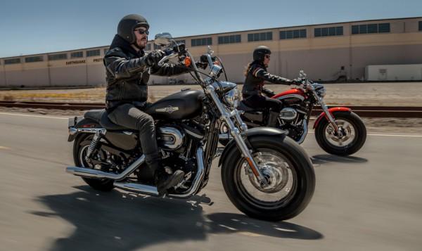 В столице пройдет Международная выставка ретро-байков Harley-Davidson