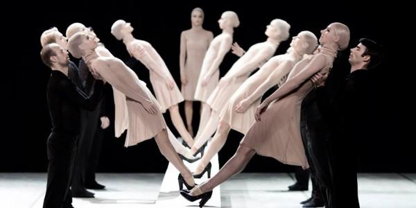 Stabat Mater - балет о жизни во всех ее проявлениях.