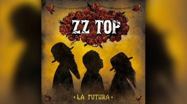 Новая пластинка ZZ Top будет называться La Futura