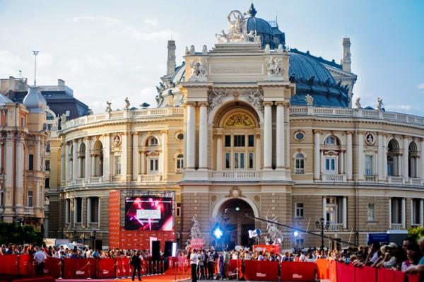 Одесский кинофестиваль представил новій постер.
