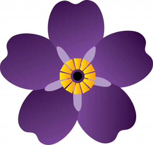 Символом армян всего мира к 100-летию Геноцида выбрана незабудка.