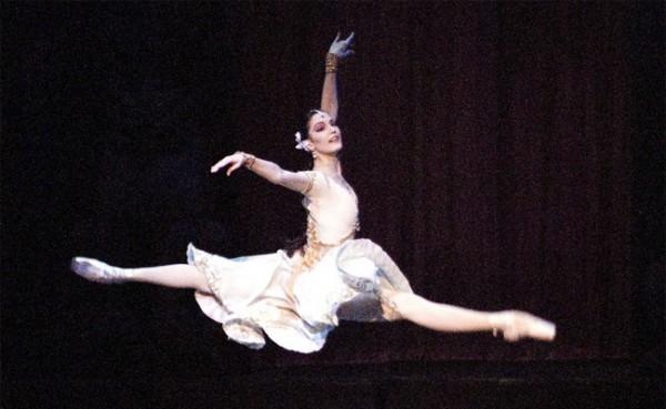 Наталья Макарова поставит в Национальной опере Украины Баядерку