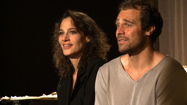 Французская весна 2013: фрагмент спектакля Маленькие супружеские преступления