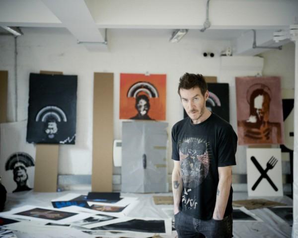 Основатель Massive Attack Роберт Дель Ная