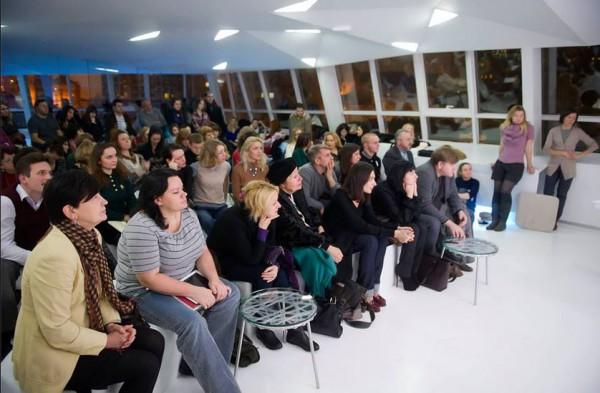 В PinchukArtCentre известный искусствовед из Будапешта Рона Копецки прочтет лекцию