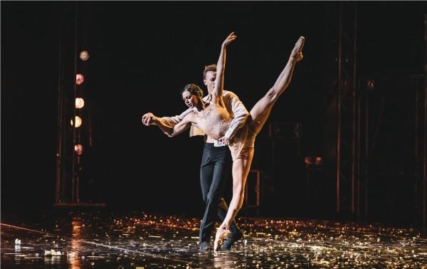 Балет Великий Гэтсби снова покажут в Киеве.