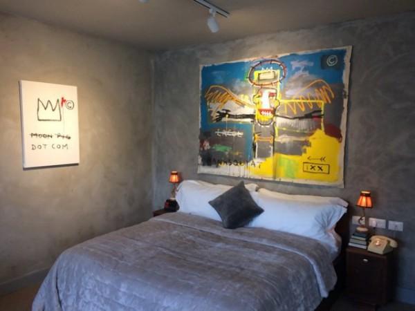 Бэнкси открыл гостиницу в Израиле