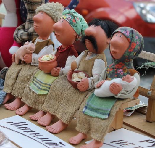 Весенняя ярмарка народных мастеров пройдет в Пирогово
