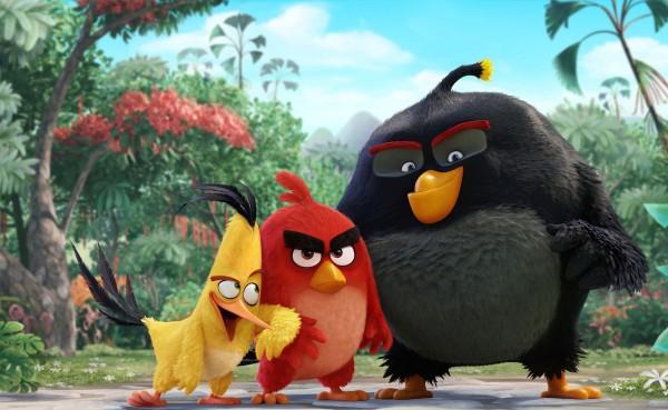 Angry Birds в кино выходит в украинский прокат 12 мая
