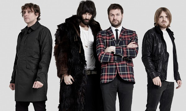 Группа Kasabian выступит на фестивале Atlas Weekend.