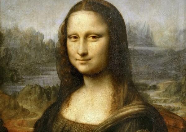 Картина Мона Лиза написана Леонардо да Винчи в 1503-1505 годах