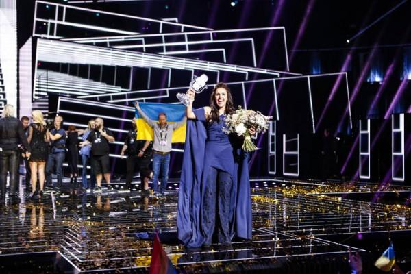Джамала выступит в Киеве 23 и 24 мая
