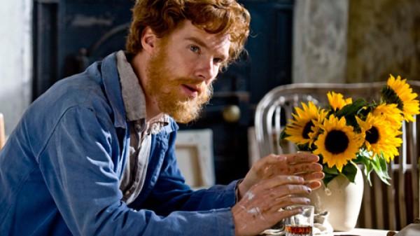 Кадр из документально-художественного фильма Ван Гог. Портрет, написанный словами