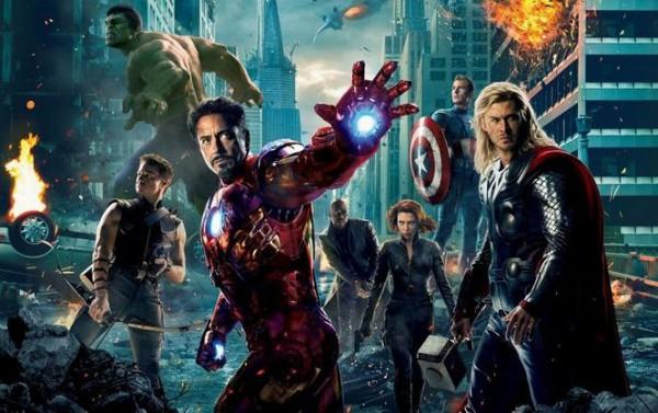 Представлен рейтинг фильмов Marvel